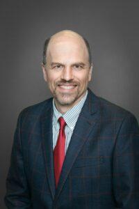 Headshot of Timothy D. Jordan, MD